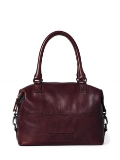 Charleston Bag - Burgundy