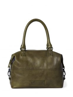 Charleston Bag - Dark Olive