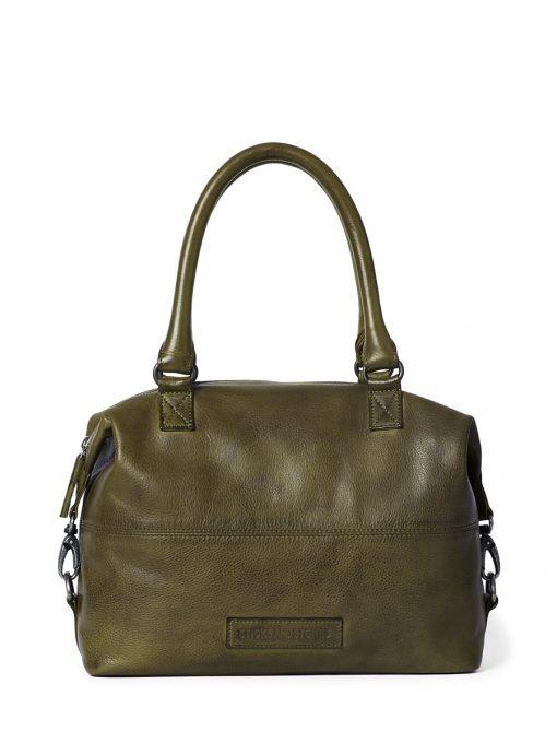 Charleston Bag - Dark Olive