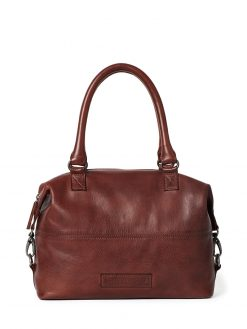 Charleston Bag - Mustang Brown