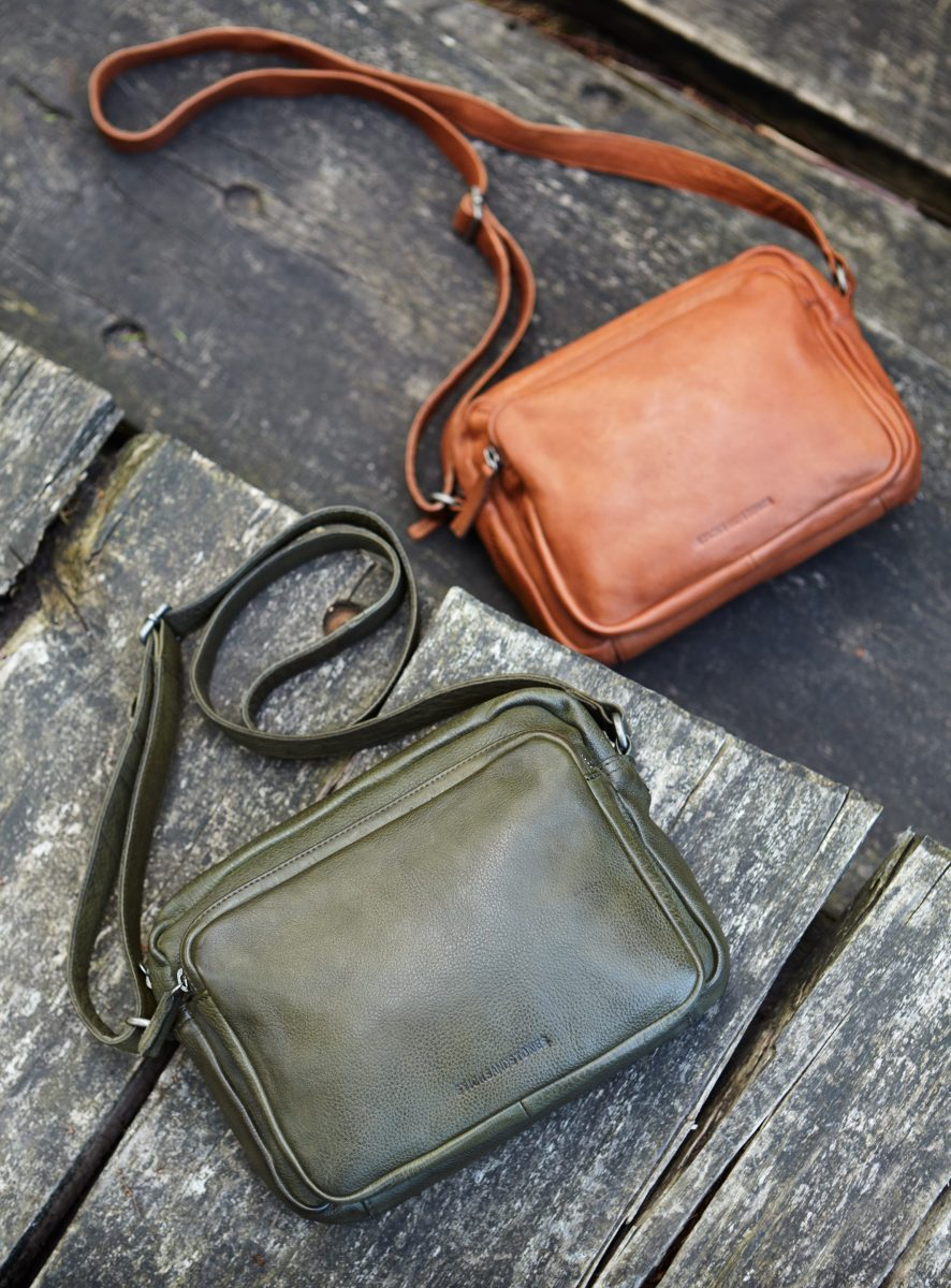 Downtown Bags - Vegetable Tanned Eco-Leather