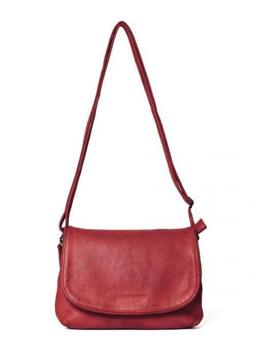 Eden Bag - Cherry Red
