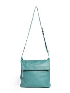 Flap Bag - Aqua