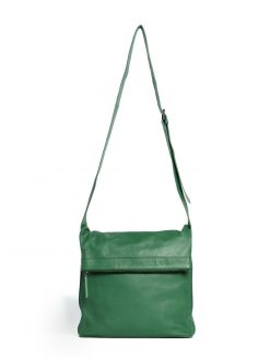 Flap Bag - Cactus Green