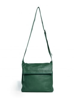 Flap Bag - Rainforest Green