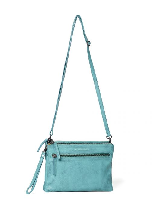 Valletta Bag - Aqua