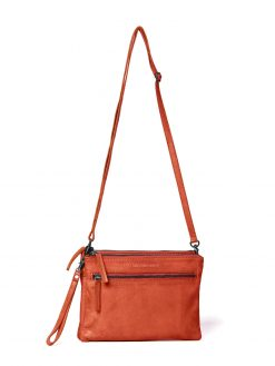 Valletta Bag - Burnt Brick