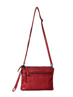 Valletta Bag - Cherry Red