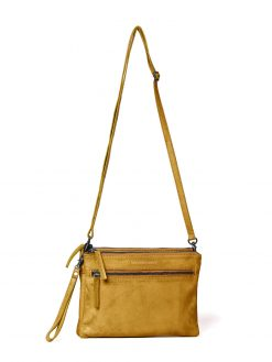 Valletta Bag - Honey Yellow