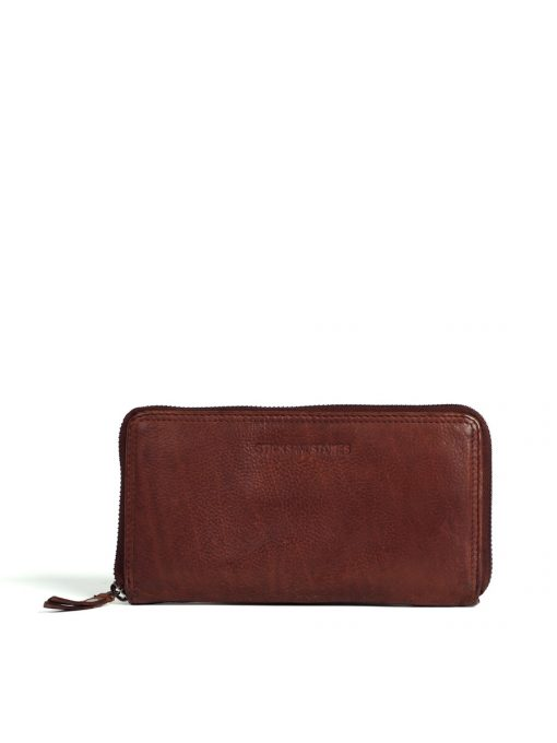 Venice Wallet - Mustang Brown