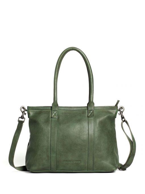 Australia Bag - Dark Olive