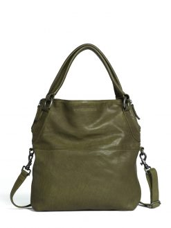 Brisbane Bag - Dark Olive