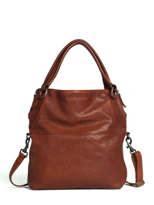 Brisbane Bag - Mustang Brown