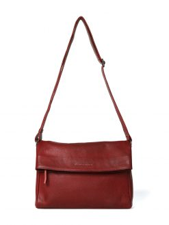 Luna Bag - Cherry Red