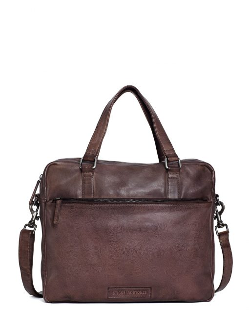 Washington Bag - Dark Taupe