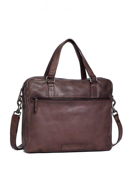 Washington Bag - side detail
