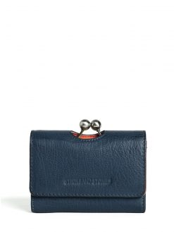 Biarritz Wallet - Dark Blue