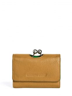 Biarritz Wallet - Honey Yellow
