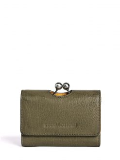 Biarritz Wallet - Ivy Green