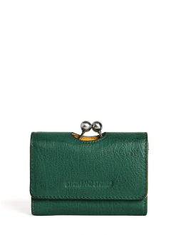 Biarritz Wallet - Rainforest Green