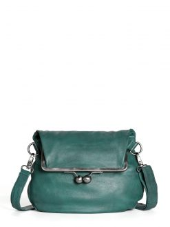 Cannes Bag - Green Spruce