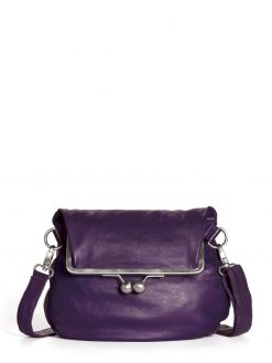 Cannes Bag - Deep Purple