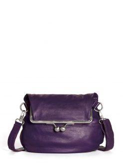 Cannes Bag - Deep Purple