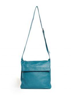 Flap Bag - Deep Lagoon