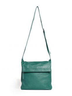 Flap Bag - Green Spruce