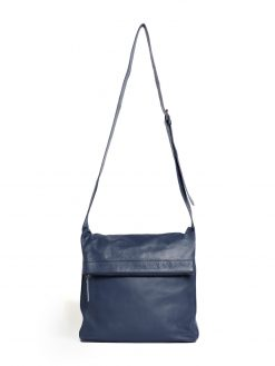 Flap Bag - Midnight Blue