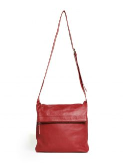 Flap Bag - Red