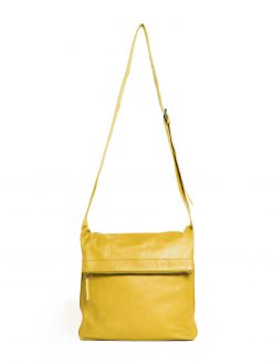 Flap Bag - Yellow