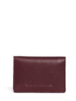 Apollo Card Wallet - Burgundy