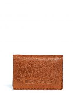 Apollo Card Wallet - Cognac