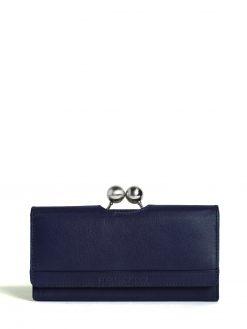 Berlin Wallet - Midnight Blue