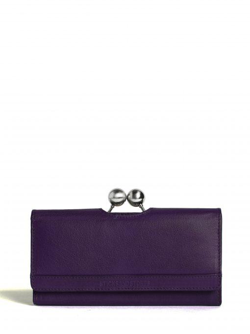 Berlin Wallet - Shadow Purple