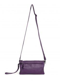 Bonito bag - deep purple