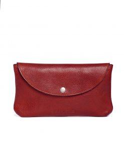 Bruges Wallet - Red