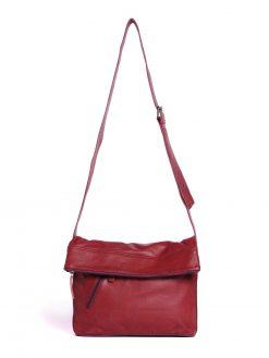 City Bag - Red