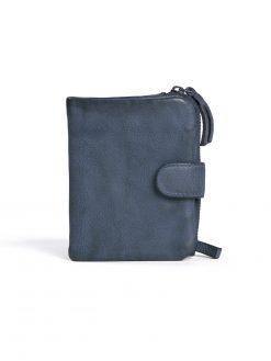 Corsica Wallet - Slate Blue