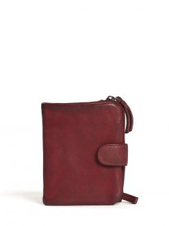 Corsica Wallet - Red