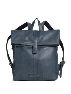 Courier Backpack - Slate Blue