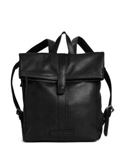Courier Backpack - Black