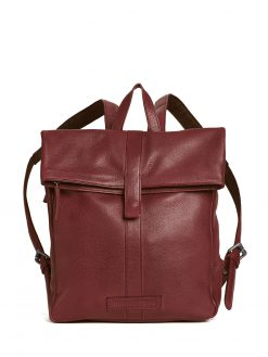 Courier Backpack - Red