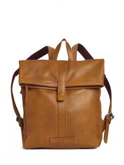 Courier Backpack - Yellow Ocher