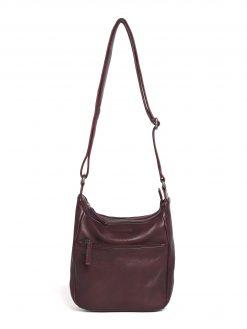Denia Bag - Burgundy