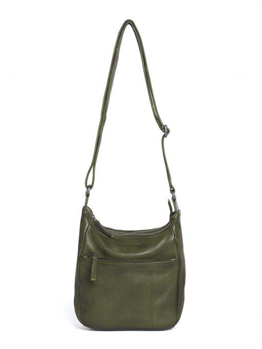 Denia Bag - Dark Olive