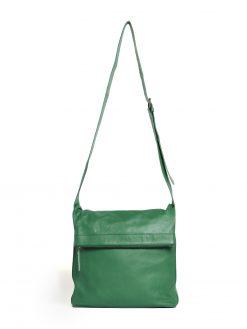 Flap Bag - Jungle Green