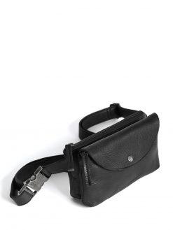 Indio Belt Bag - Black