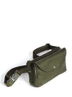 Indio Belt Bag - Dark Olive